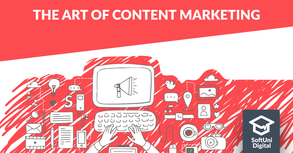 The Art of Content Marketing icon